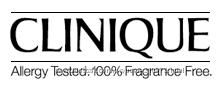 Антиаллергенная косметика Clinique. Заказы с официального сайта.