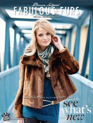 Сказочные меха Donna Salyers Fabulous-Furs. Покупаем в США.