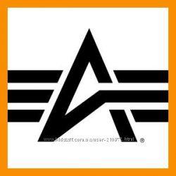 Alpha Industries  одежда в стиле милитари  с официального сайта США