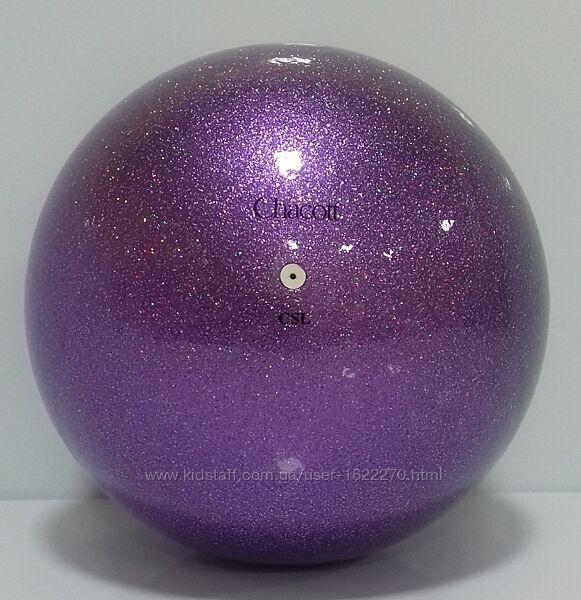 Мяч Чакот Chacott Practice Prism 17 см для художественной гимнастики