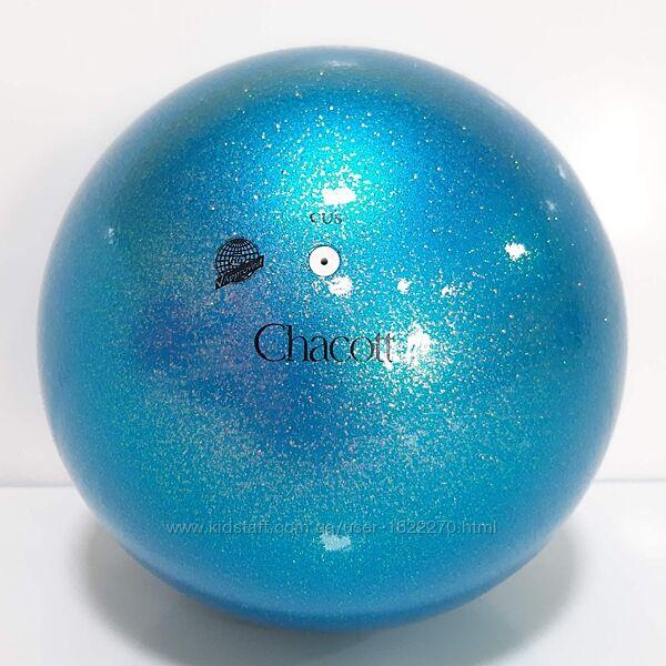 Мяч Chacott Jewelry 18 см Turquoise Blue
