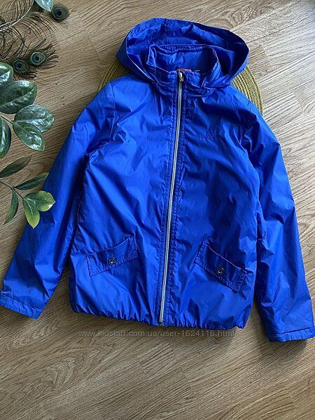 Чудова куртка вітровка на 11 років,146 р. курточка, куртка ветровка