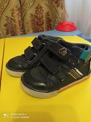 Ботинки обувь демисезонная для мальчика Pablosky р.20