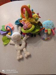 погремушки грызунок Lilliputiens tiny love развивающая игрушка