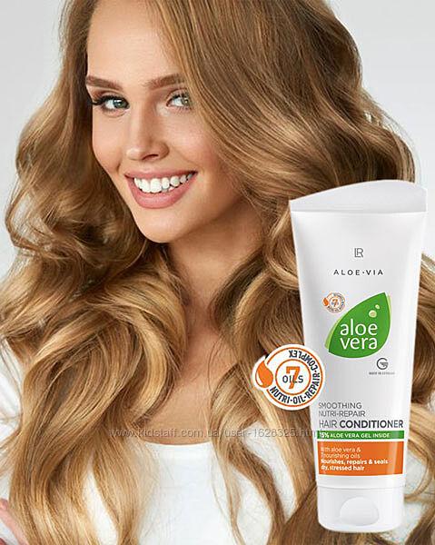 Германия, Восстанавливающий кондиционер для волос с 7 маслами 200мл