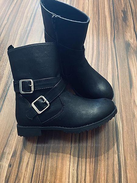 Новые деми ботинки Gap 31 р