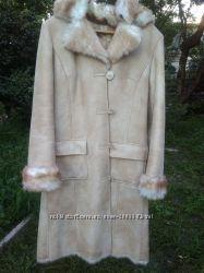 Пальто дубльонка