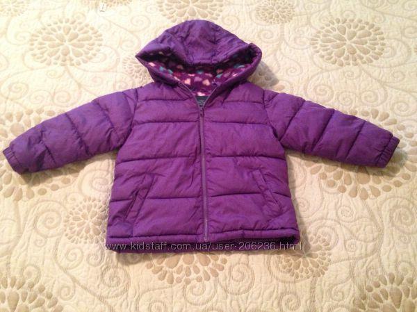 Демисезонная курточка 3Т на рост 98-104 см