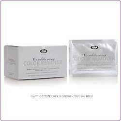 Порошковое средство для удаления косметического пигмента из волос Lisap