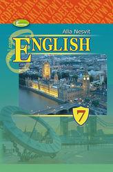 Англiйська мова 7 клас Несвіт