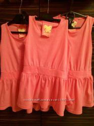 Трикотажные платья Girl2 Girl на разный возраст