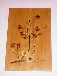 Деревянные поделки ручной работы
