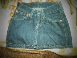 Юбка джинсовая LEVIS размер XS
