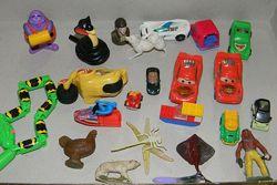 лот игрушек для мальчика