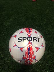 Мяч футбольный профессиональный 5, можно заказать с лого. Ручная прошивка