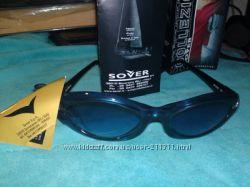 Новые детские солнцезащитные очки 3 цв. Пр-ва Италия. Оригинал.