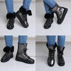 Женская кожаная обувь Angelina, Your Step, Villomi