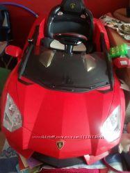 Электрокар Luddy Гоночная машина Lamborghini