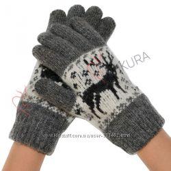 Мужские перчатки Очень теплые