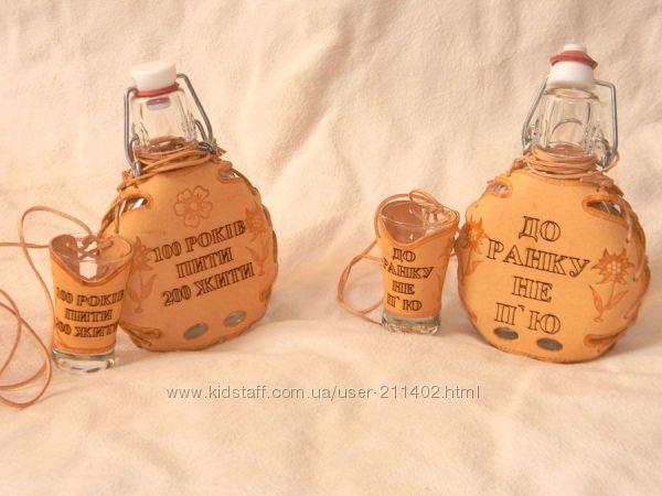 Подарочные бутылочки своими руками 55