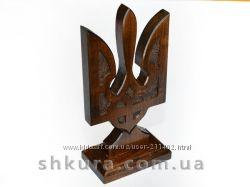 Герб Украины - настольный и настенный. Украинские сувениры.