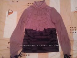 Блуза PATCHWORK
