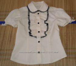 стильная блузочка для первоклашки