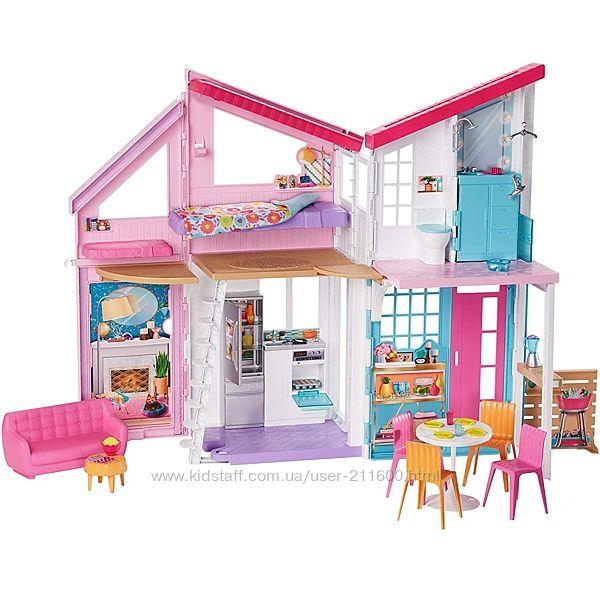 Barbie Дом малибу FXG57 Барби Домик в Малибу
