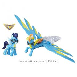 My Little Pony Spitfire and Soarin Спитфайр и Сорин Защитники гармони B6011