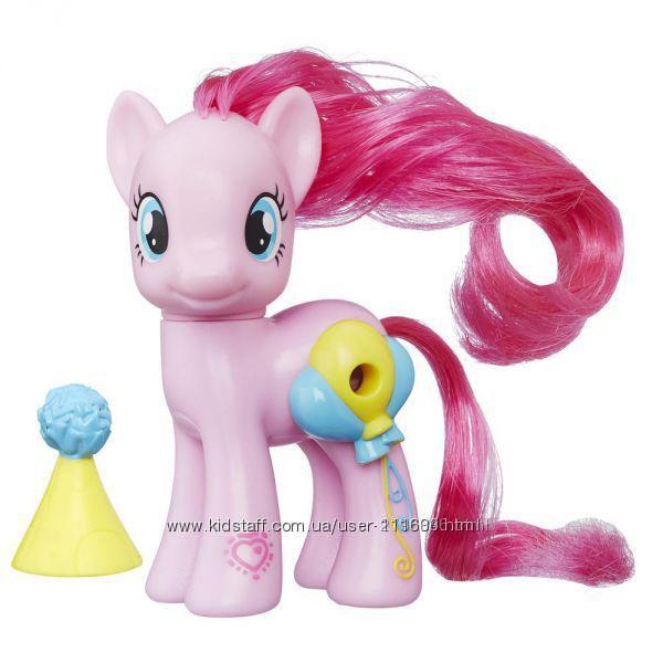 Пони Hasbro My Little Pony Pinkie Pie с волшебными картинками B5361 B7265