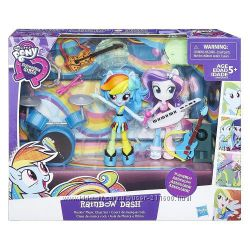 Equestria Girls mini Rainbow Dash Музичний Клас hasbro B9484