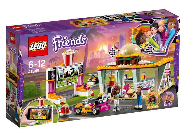 LEGO 41349 лего Friends Ресторан - Дрифтинг їдальня 41349 Передвижной ре