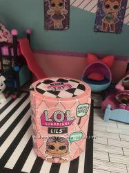 Кукла ЛОЛ сюрприз сетричка L. O. L. Surprise LILS Makeover Series 5