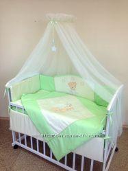 Набор детского постельного в кроватку Tiny love
