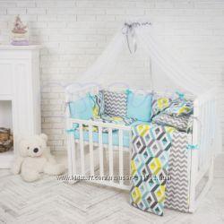 Постельные комплекты для новорожденных Беби дизайн Новинка 2017