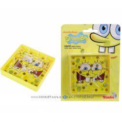 Лабиринт Sponge Bob