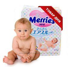 MERRIES Японские подгузники по отличной цене