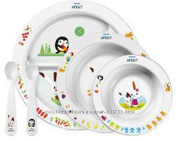 Детская Посудка Avent, Tommee Tippee, Canpol Вabies, Pigeon