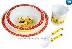CANPOL BABIES Детская посудка  - все для комфортного и веселого кормления