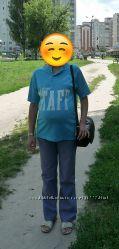 Лёгкие брюки Dianora для беременной S-M