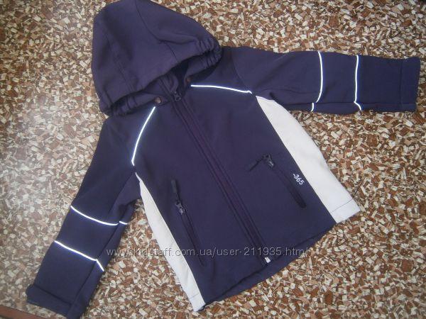 Куртки , осень -зима рост 110