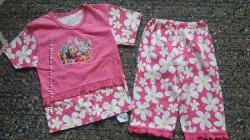 Пижамы для девочек . Есть четыре вида .