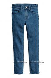 новые мужские джинсы H&M  Skinny Fit Jeans  14