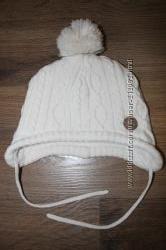 Зимняя шапка H&M 1-2 года