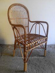 Стул-Кресло из лозы