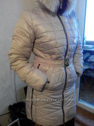 Пальто-пуховик 48 размер