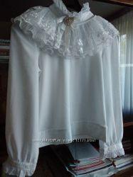 Блузка белая за 200 руб