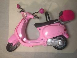 Мопед Mattel  для куклы Барби Монстр Хай