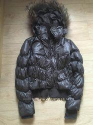 Куртка на пуху 42-44