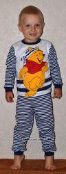 Пижама детская Винни-Пух, Микки-Маус